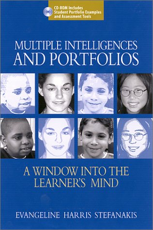 9780325003634: Multiple Intelligences and Portfolios: A Window into the Learners Mind