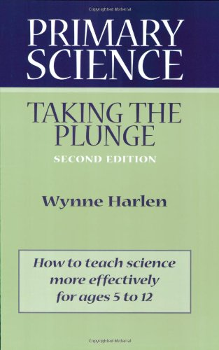9780325003863: Primary Science: Taking the Plunge