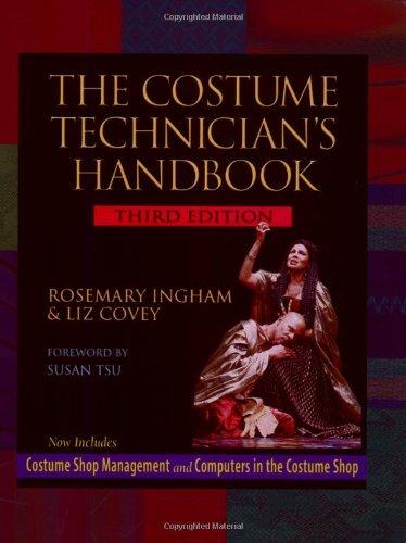 9780325004778: The Costume Technician's Handbook 3/e