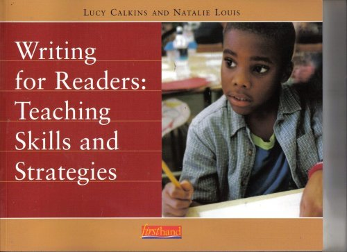 9780325005300: Writing for Readers: Teaching Skills and Strategies