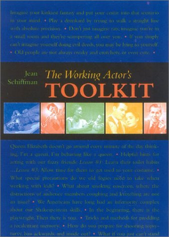 9780325005508: The Working Actor's Toolkit: n/a