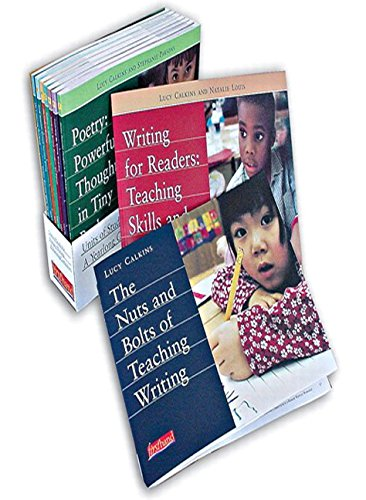 9780325006048: Units of Study for Primary Writing: A Yearlong Curriculum