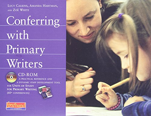 9780325006383: Conferring with Primary Writers