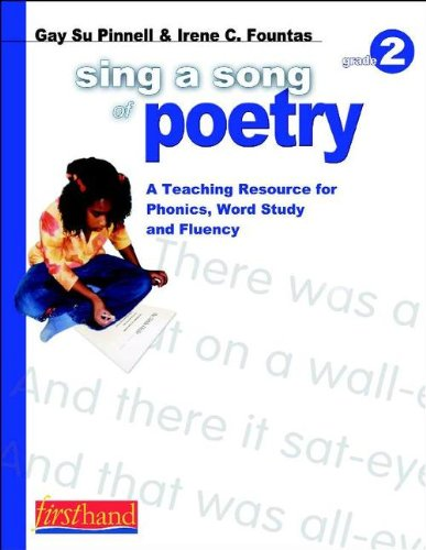 Sing a Song of Poetry, Grade 2: Pinnell, Gay Su,