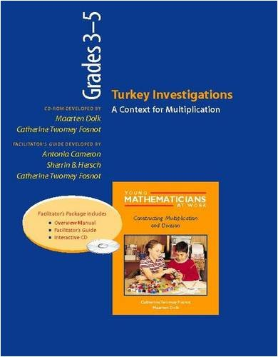 9780325007748: Turkey Investigations, Grades 3-5 (Resource Package): A Context for Multiplication (Young Mathematicians at Work)
