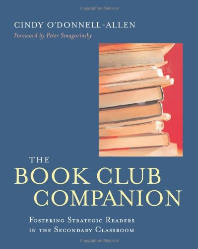 9780325008295: The Book Club Companion: Fostering Strategic Readers in the Secondary Classroom
