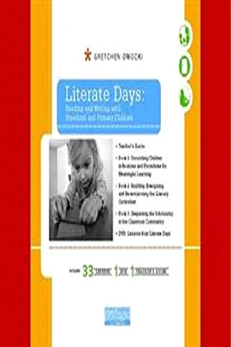 9780325008738: Literate Days: Reading and Writing with Preschool and Primary Children