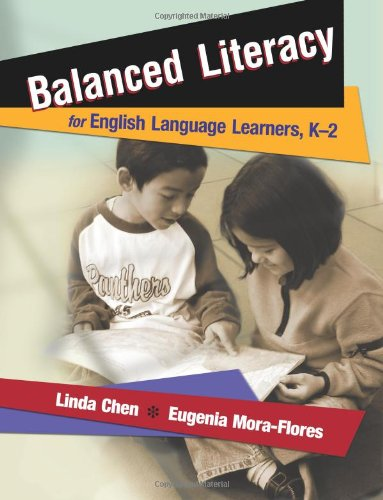9780325008806: Balanced Literacy for English Language Learners, K-2