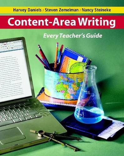 9780325009728: Content-Area Writing: Every Teacher's Guide