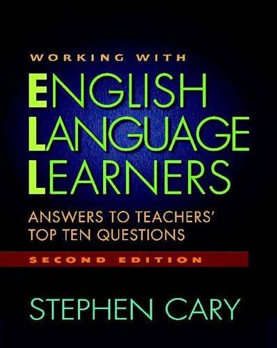 Working with English Language Learners : Answers: Stephen Cary