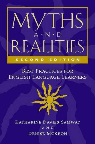 9780325009896: Myths and Realities, Second Edition: Best Practices for English Language Learners