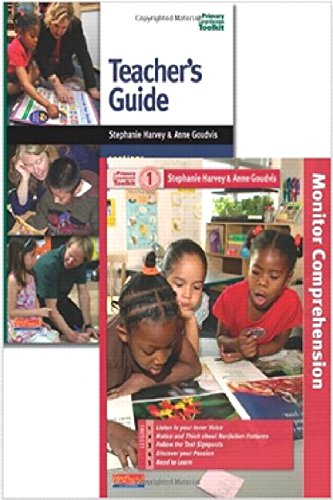 9780325009971: The Primary Comprehension Toolkit: Language and Lessons for Active Literacy, Grade K-2