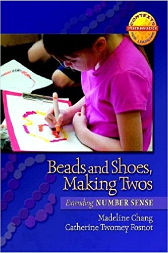 9780325010076: Beads and Shoes, Making Twos: Extending Number Sense (Contexts for Learning Mathematics)