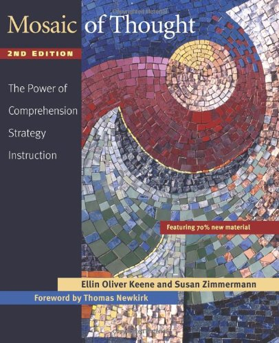 9780325010359: Mosaic of Thought: The Power of Comprehension Strategy Instruction, 2nd Edition