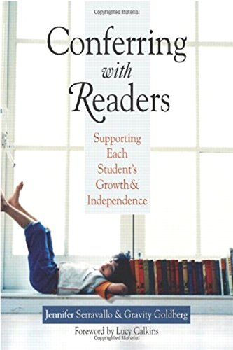 9780325011011: Conferring with Readers: Supporting Each Student's Growth and Independence