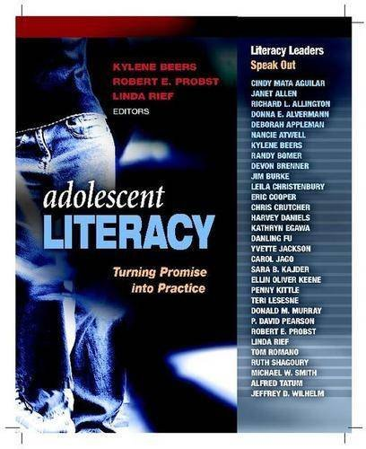 9780325011288: Adolescent Literacy: Turning Promise into Practice