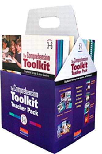 9780325011455: The Comprehension Toolkit ALTERNATE TRADE BOOK PACK, Grade 7 (The Comprehension Toolkit)