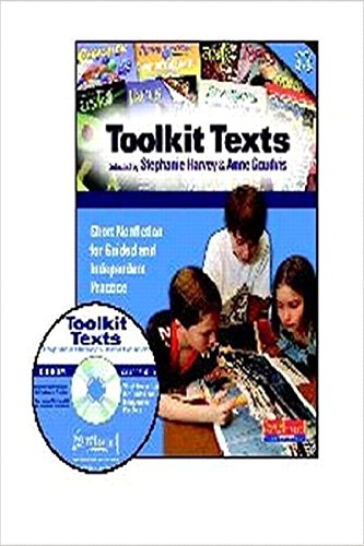 9780325011967: Toolkit Texts: Grades 4-5: Short Nonfiction for Guided and Independent Practice (Comprehension Toolkit)