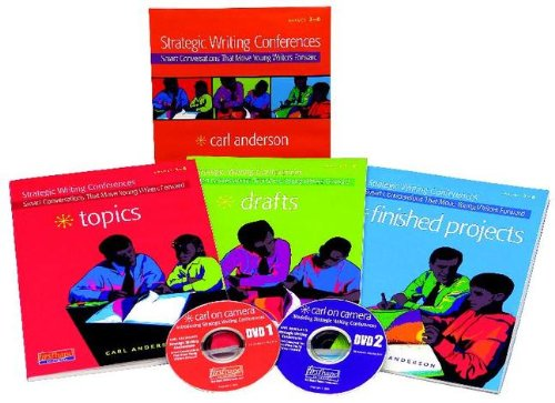 Strategic Writing Conferences: Smart Conversations that Move Young Writers Forward (Firsthand) (0325012016) by Anderson, Carl