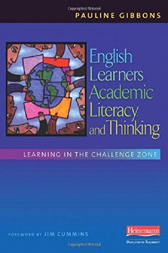 9780325012032: English Learners, Academic Literacy, and Thinking: Learning in the Challenge Zone