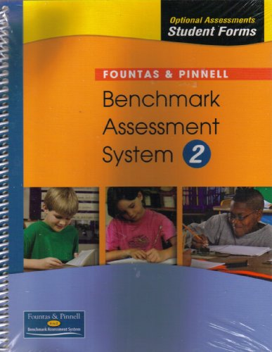 9780325012650: Benchmark Assessment System 2: Student Forms