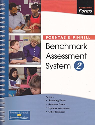 9780325012674: Fountas and Pinnell Benchmark Assessment System 2, Grades 3-8, Levels L-Z