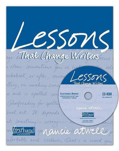 9780325012797: Lessons That Change Writers