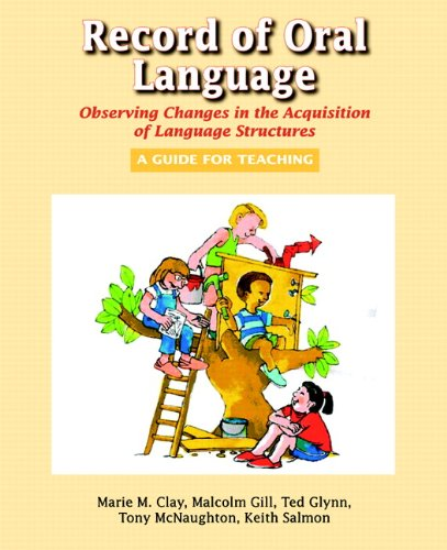 Record of Oral Language: Marie M. Clay