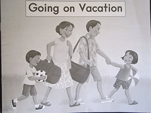 9780325017938: Going on Vacation (Fountas and Pinnell Leveled Literacy Intervention Books, Orange System, Level B, Book 37)