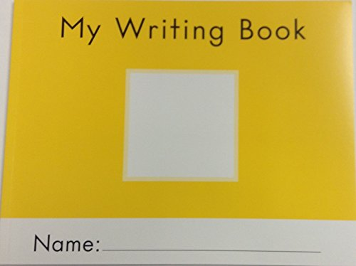 My Writing Book (Yellow): Fountas & Pinnell