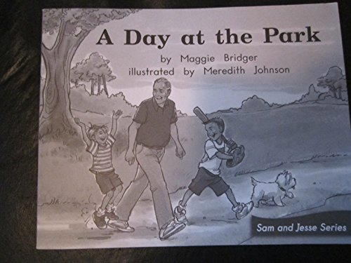 9780325018744: A Day at the Park (Fountas and Pinnell Leveled Literacy Intervention Books, Green System, Level C, Book 31)