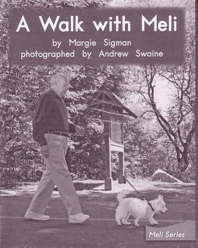 A Walk with Meli; Leveled Literacy Intervention My Take-Home 6 Pak Books, same title (Book 59 Level...