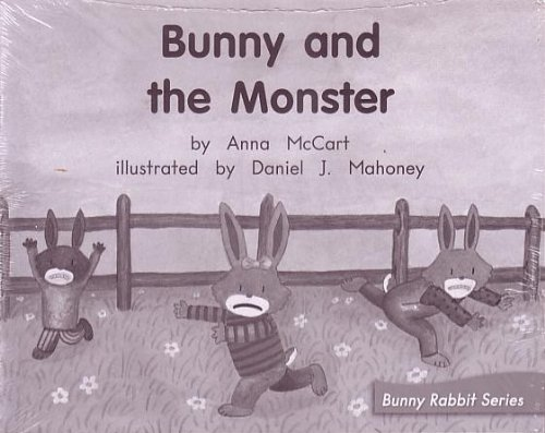 Bunny and the Monster; Leveled Literacy Intervention, My Take-Home 6 Pak Books (Book 65, Level F, ...