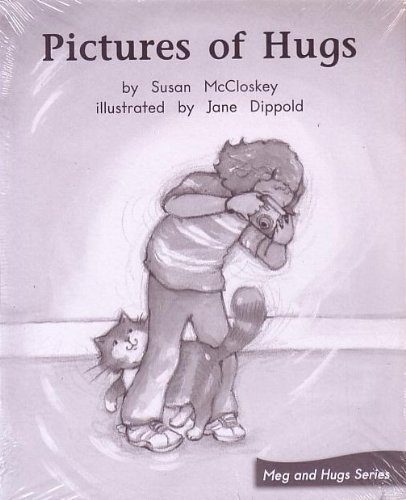 9780325019055: Pictures of Hugs; Leveled Literacy Intervention My Take-Home 6 Pak Books (Book 67 Level F, Fiction) Green System, Grade 1 (Meg and Hugs Series)