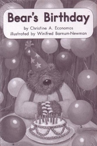 9780325019291: Bear's Birthday