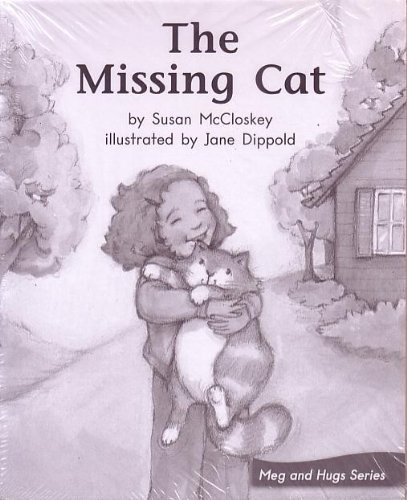 9780325019321: The Missing Cat; Leveled Literacy Intervention My Take-Home 6 Pak Books (Book 97 Level I, Fiction) Green System, Grade 1 (Meg and Hugs Series)