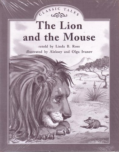 9780325019338: The Lion and the Mouse; Classic Tales: Leveled Literacy Intervention My Take-home 6 Pak Books (Book 105, Level J, Fiction) Green System, Grade 1