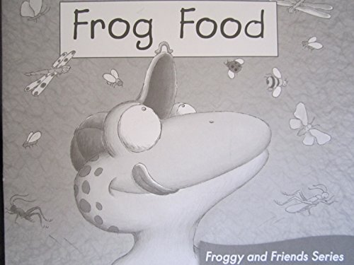9780325019444: Frog Food (Fountas and Pinnell Leveled Literacy Intervention Books, Green System, Level A, Book 2)