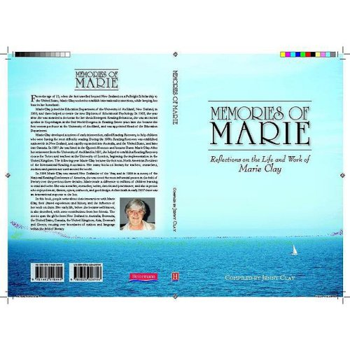 9780325026756: Memories of Marie: Reflections on the Life and Work of Marie Clay