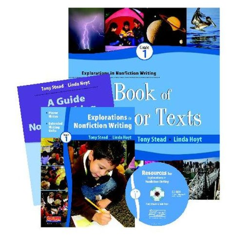 9780325026817: Explorations in Nonfiction Writing: Grade 1 (The Nonfiction Writing Series)
