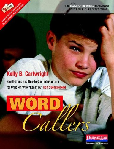 9780325026930: Word Callers: Small-Group and One-to-One Interventions for Children Who