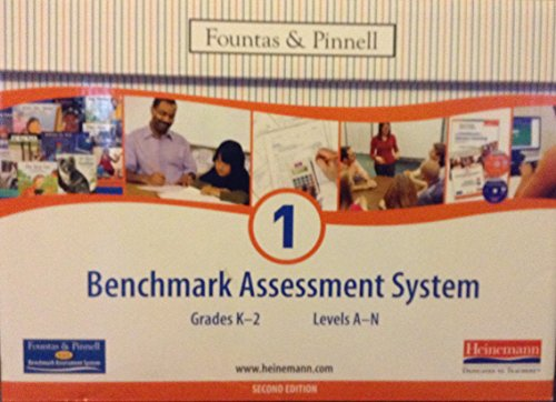9780325027760: Benchmark Assessment System 1, 2nd Edition