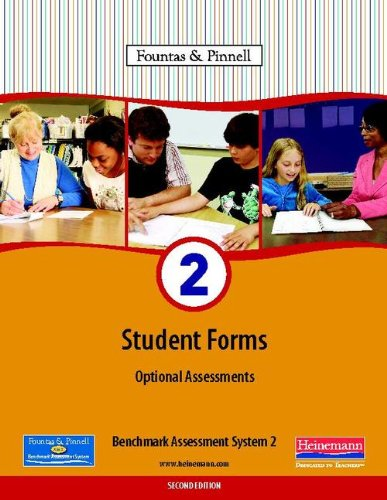 9780325027920: Heinemann Benchmark Assessment System 2 Optional Assessments Student Forms (Second Edition)