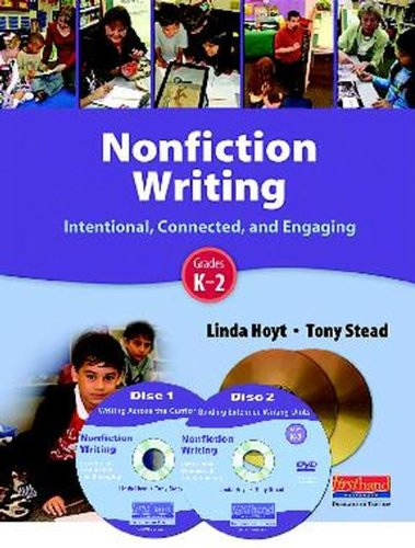 9780325027975: Nonfiction Writing: Intentional, Connected, and Engaging (DVD, K-2)