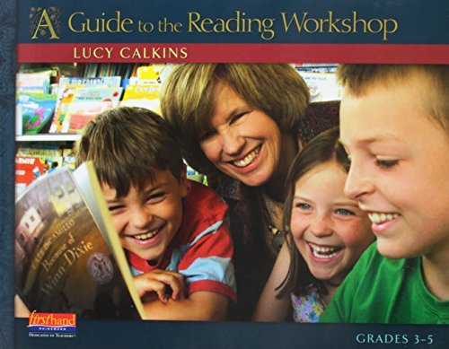 9780325028262: A Guide to the Reading Workshop, Grades 3-5