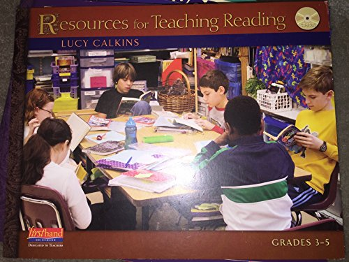 Resources for Teaching Reading CD Rom, grades: Firsthand