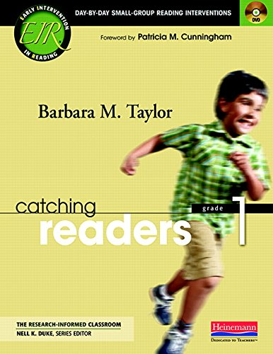 9780325028880: Catching Readers, Grade 1: Day-by-Day Small-Group Reading Interventions (Early Intervention in Reading: The Research-Informed Classroom)