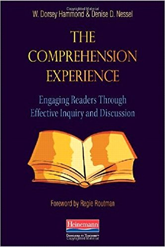 9780325030418: The Comprehension Experience: Engaging Readers Through Effective Inquiry and Discussion