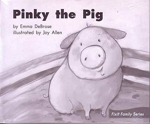 9780325031569: PINKY THE PIG (My Take-Home Book: Blue System, Book 18, Level C) 6 PAK