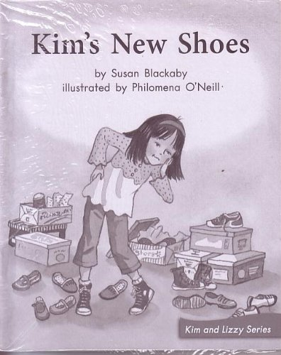 9780325032122: Kim's New Shoes; Leveled Literacy Intervention My Take-Home 6 Pak Books (Book 68, Level G, Fiction) Green System, Grade 1 (Kim and Lizzy Series)